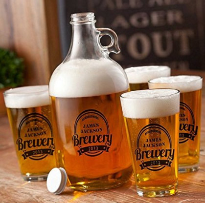 Personalized Brewery Set