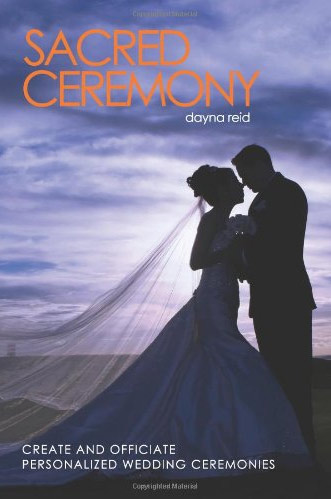 Personalized Wedding Ceremony Information