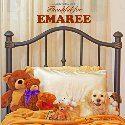 Personalized Kids Love Gratitude Book