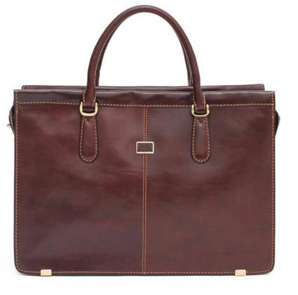 Monogrammed Women's Laptop / Briefcase