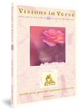 Visions in Verse Inspirational Poetry Front Cover